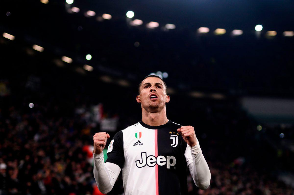 Cristiano Ronaldo guía a la Juventus a semifinales de Copa