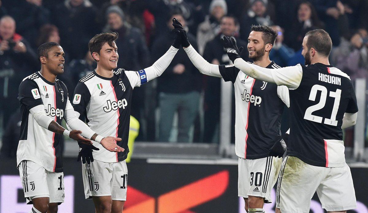 Cristiano se pierde la goleada de la Juventus por una sinusitis