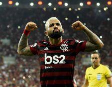 Gabigol es la máxima figura del Flamengo. (Foto Prensa Libre: Hemeroteca PL)