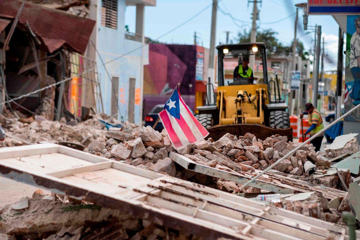 Nuevo sismo hace crecer ansiedad de la población de Puerto Rico