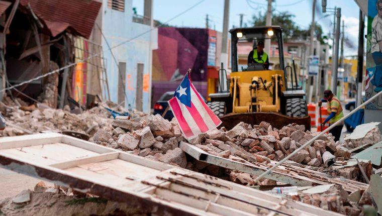Image result for 7 de enero sismo 6.4 puerto rico