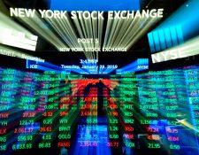 Wall Street espera recuperarse tras la escalada entre EE. UU. e Irán. (Foto Prensa Libre: AFP)