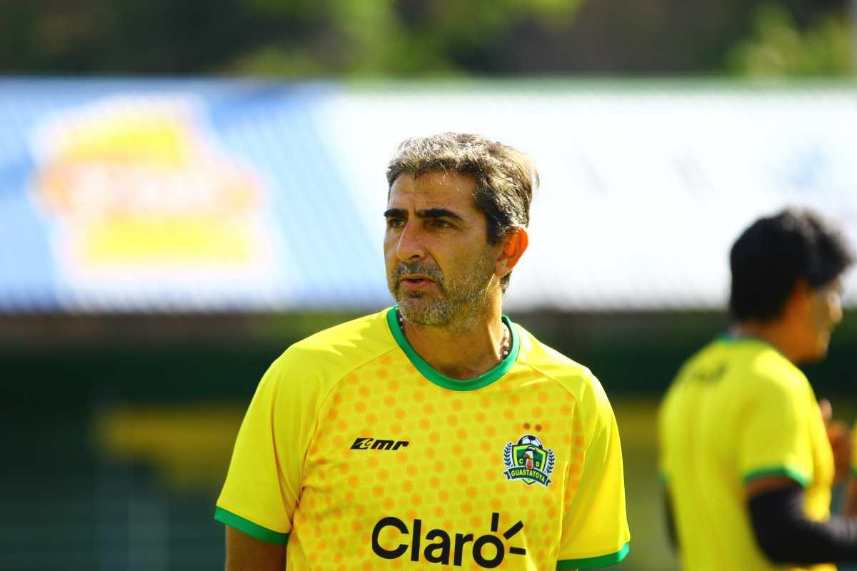 Fabricio Benítez cree que Guastatoya tiene las condiciones para ser campeón en el Clausura 2020