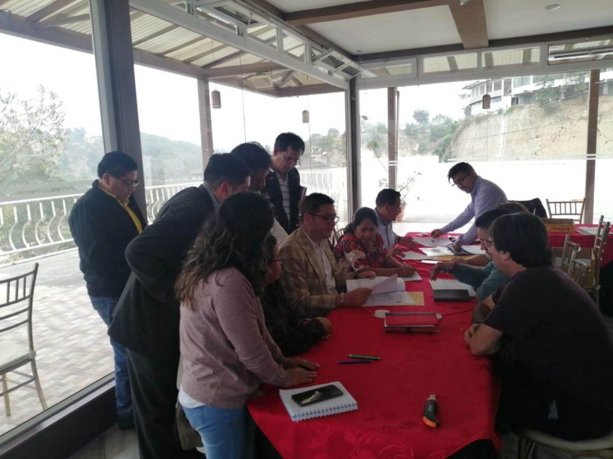 Estos son los detalles del amparo en contra del proceso de selección de los candidatos para gobernador de Quetzaltenango