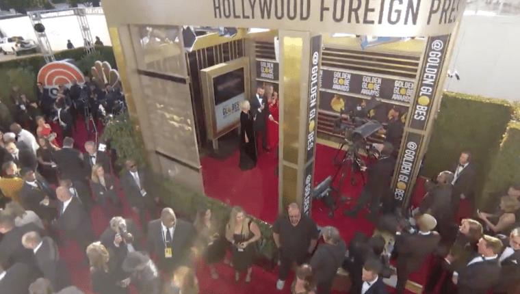 Este domingo 5 de enero se llevará a cabo la ceremonia de los Golden Globes. (Foto Prensa Libre: Twitter Golden Globes)