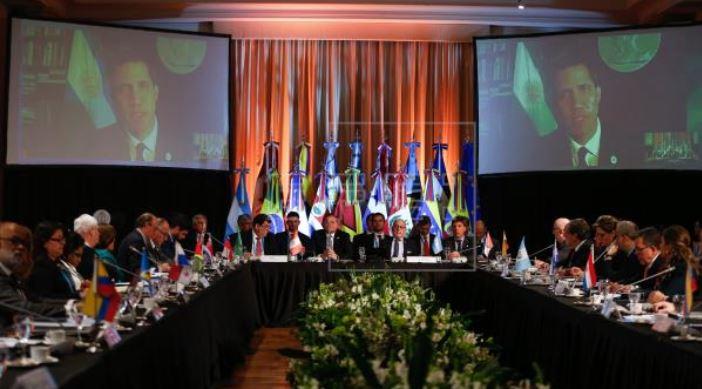 El Grupo de Lima rechaza la elección en la Asamblea Nacional de Venezuela