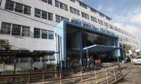 Dos niñas ingresaron al Hospital Roosevelt por heridas de balas perdidas durante la fiesta de fin de año. (Foto Prensa Libre: Hemeroteca PL)