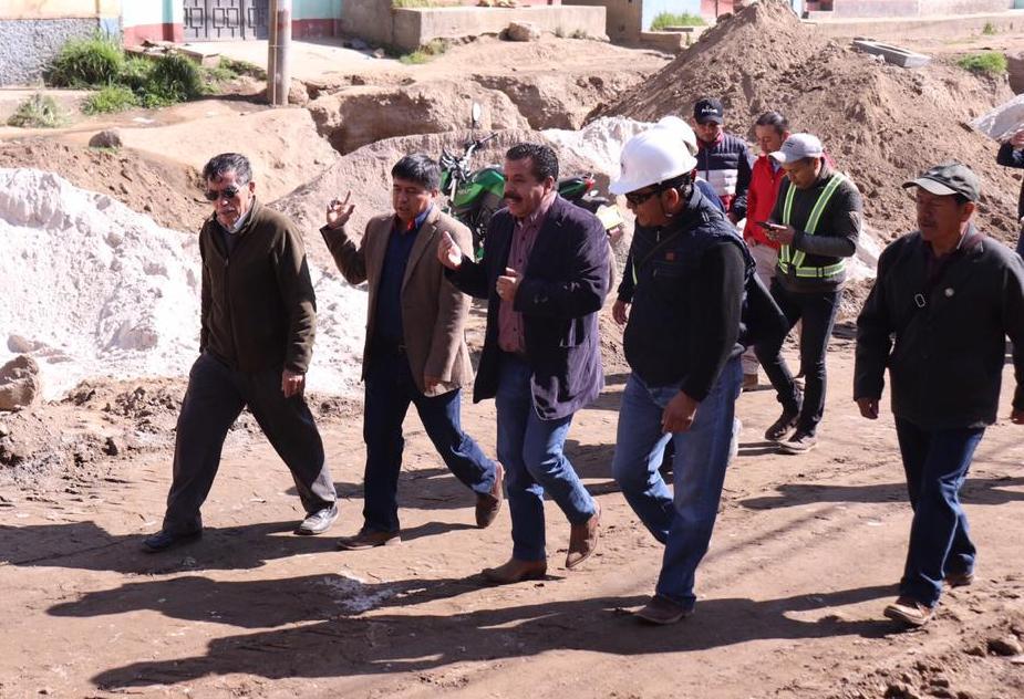 Por qué el Concejo de Xela supervisó obras millonarias de arrastre