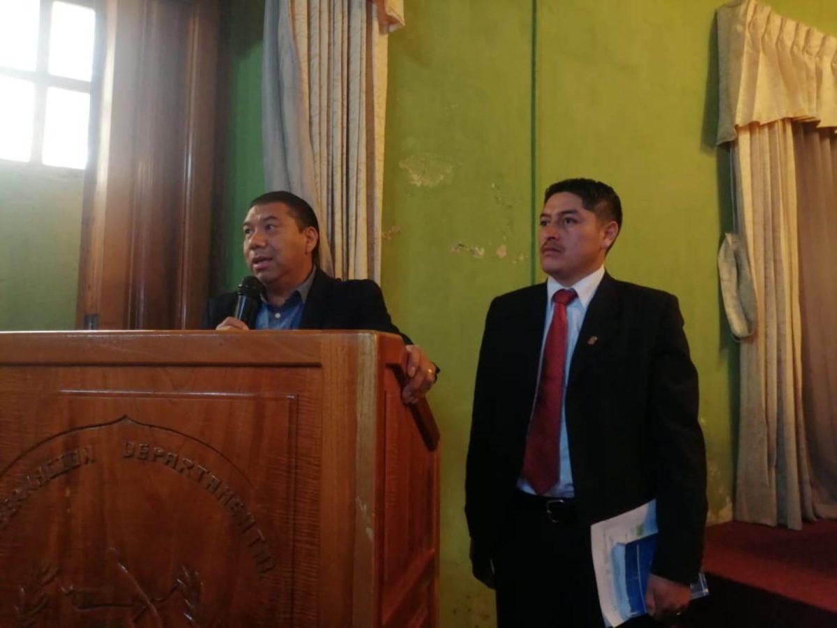 Cuál es el pasado de los elegidos por sociedad civil para gobernador de Quetzaltenango