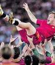 Francesco Totti es ídolo de la AS Roma. (Foto Prensa Libre: Hemeroteca PL)