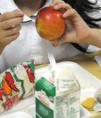 Es importante incluir frutas y verduras en las comidas. (Foto Prensa Libre: Inforpress).