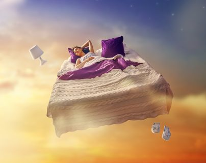 Los sueños son considerados un anhelo o realizaciones de deseos que tienen conexión con vivencias del día anterior. (Foto Prensa Libre: Servicios).