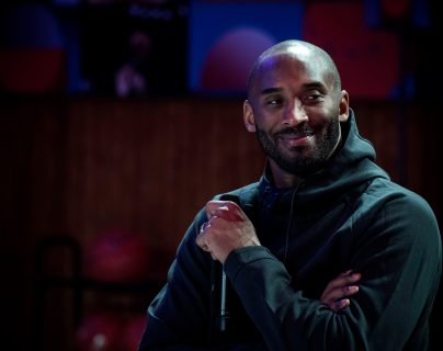 Kobe Bryant murió el domingo 26 de enero de 2020 en un  accidente de helicóptero. (Foto Prensa Libre: AFP)