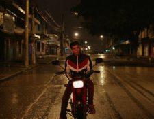 """Koki es el protagonista del filme guatemalteco """"Los Fantasmas"""". (Foto Prensa Libre: Cortesía Sebastián Lojo)"""