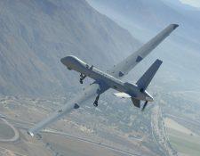 Trump deberá notificar al Congreso antes de cualquier acción bélica contra Irán. Avión de combate estadounidense. (Foto Prensa Libre: EFE)
