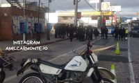 Lugar donde se registró la balacera en la zona 6 de la capital. (Foto Prensa Libre: Amílcar Montejo).