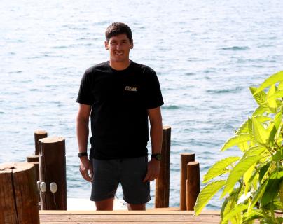 Juan Ignacio Maegli, el personaje deportivo del 2019