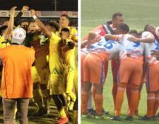 El Deportivo Achuapa y Marquense fueron los finalistas del Torneo Apertura 2019