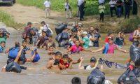 El tema migratorio es de preocupación para las autoridades de la OMA y señalan que el programa económico entre el Triángulo Norte y México para crear oportunidades de desarrollo podría mitigar el flujo.  (Foto Prensa Libre: Hemeroteca)
