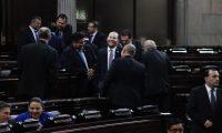 Con 91 votos los diputados en  el Congreso de la Republica  ratifican el estado de sito con modificaciones.   Noe Medina 10102019