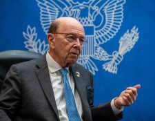 Wilbur Ross es considerado por Bloomberg Markets como una de las 50 personas más influyentes en las finanzas globales. (Foto Prensa Libre: Juan Diego González)