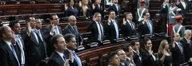 En la próxima sesión ordinaria del Congreso se distribuirán las comisiones de trabajo. (Foto Prensa Libre: Hemeroteca PL)