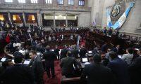 Sesi—n plenaria del Congreso de la repœblica donde los diputados aprobaron darle los fondos restantes al a procuradur'a de los Derechos Humanos.   Fotograf'a. Erick Avila:                          20012020