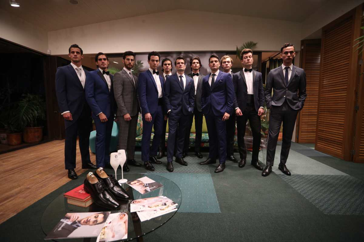 Casa Saúl Etiqueta es para disfrutar la elección de un traje especial