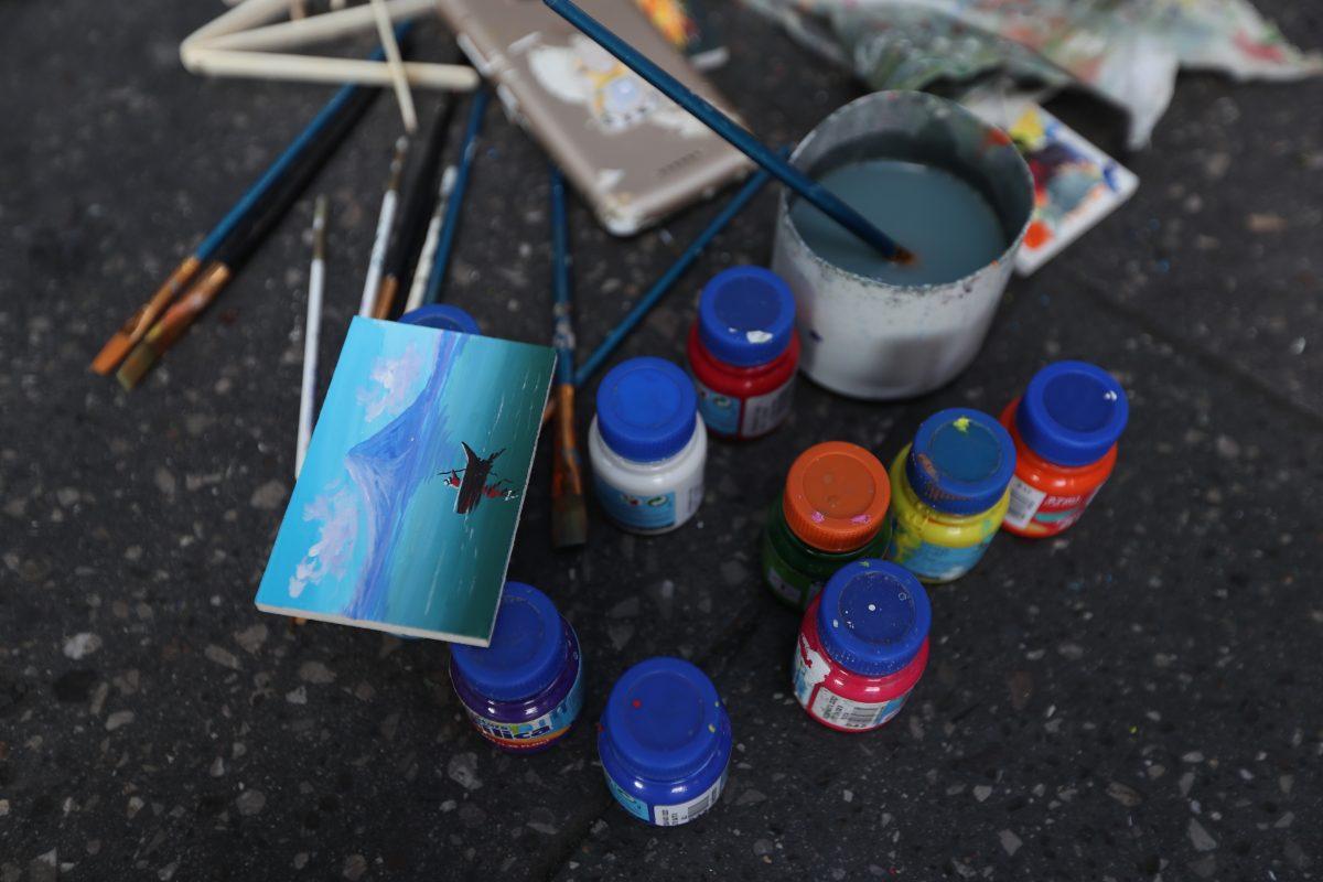 Fotogalería: arte en miniatura que cautiva en la sexta avenida