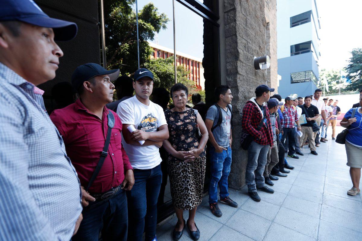 Visas agrícolas: 38 mil guatemaltecos buscaron en 2019 trabajar legalmente en EE. UU.