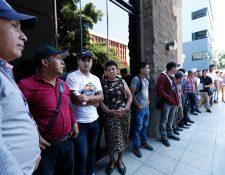 En septiembre del 2019, el programa de migración laboral del Mintrab recibió diariamente 200 solicitudes de candidatos para optar a una visa de trabajo agrícola temporal. (Foto Prensa Libre: Hemeroteca)