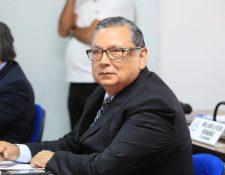 Juan Alfonso Fuentes Soria, expresidente del Parlacén. (Foto Prensa Libre: Hemeroteca PL).