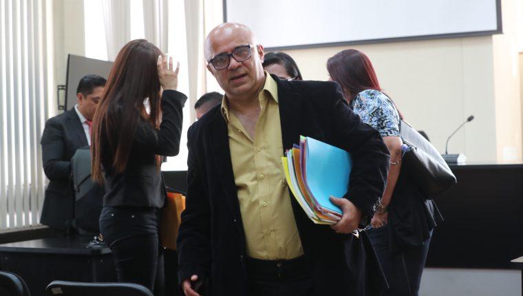 Jorge Villavicencio fue ministro de Salud entre mayo de 2012 y septiembre de 2014. (Foto Prensa Libre: Hemeroteca PL)