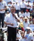 Mario Estrada, excandidato presidenciable de la UCN. (Foto Prensa Libre: Hemeroteca PL).