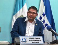 Gilmar Othmar Sánchez Herrera. (Foto Prensa Libre: Hemeroteca PL)