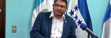 Othmar Sánchez tendría vía libre para asumir en el Parlacén por cuatro años más