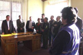 Bochorno en la primera reunión del nuevo Concejo de Xela