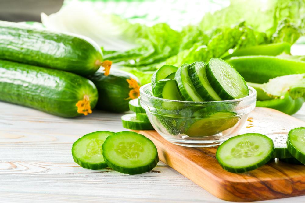 Conozca las propiedades del pepino y tres recetas fáciles para incluir en su dieta