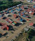 Un informe de la SAT señala atrasos en procesos de control y coordinación con Empornac, en Izabal. (Foto Prensa Libre: Hemeroteca PL)