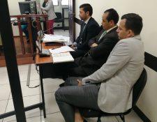 Marco Pappa, en enero de este año, durante una audiencia del caso en su contra en Quetzaltenango. (Foto Prensa Libre: Hemeroteca PL)