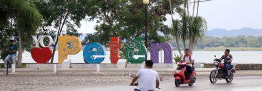 El departamento de Petén es el más grande del país y cuenta con grandes retos para las autoridades que están por asumir. (Foto Prensa Libre: Dony Stewart)