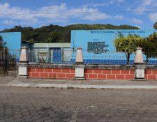En San Juan Bautista Suchitepéquez no hay institutos de educación media. (Foto Prensa Libre: Marvin Túnchez)
