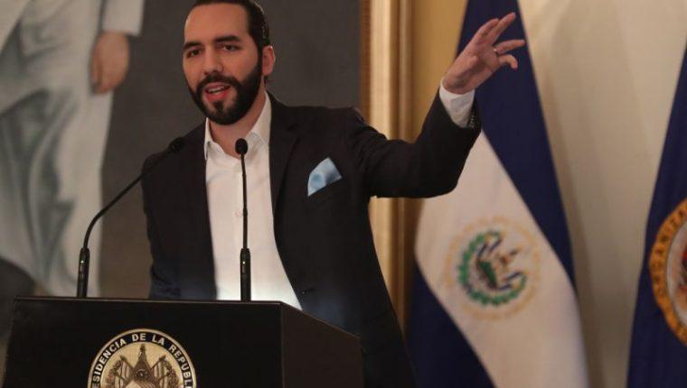 Presidente salvadoreño promete visitar Xela en una próxima visita a Guatemala. (Foto Prensa Libre:  Hemeroteca PL)