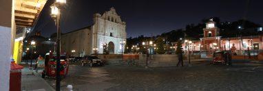 San Cristóbal Totonicapán fue declarado Pueblo Pintoresco por el Inguat. (Foto Prensa Libre: Mynor Toc)