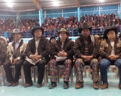 Estas funciones tendrán las nuevas autoridades de la Alcaldía Indígena de Sololá