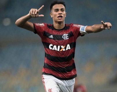 Flamengo aguarda propuesta del Real Madrid por Reinier, afirma vicepresidente