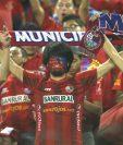 La afición de Municipal espera que su equipo pueda mantener el título. (Foto HemerotecaPL)