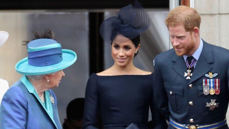 Resultado de imagen para enrique meghan y la reina