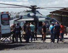 Una rápida acción de las Fuerzas Especiales de evitó que otras 15 personas fueran asesinadas por una supuesta secta en Panamá. (Foto tomada de twitter.com/MinSegPma)