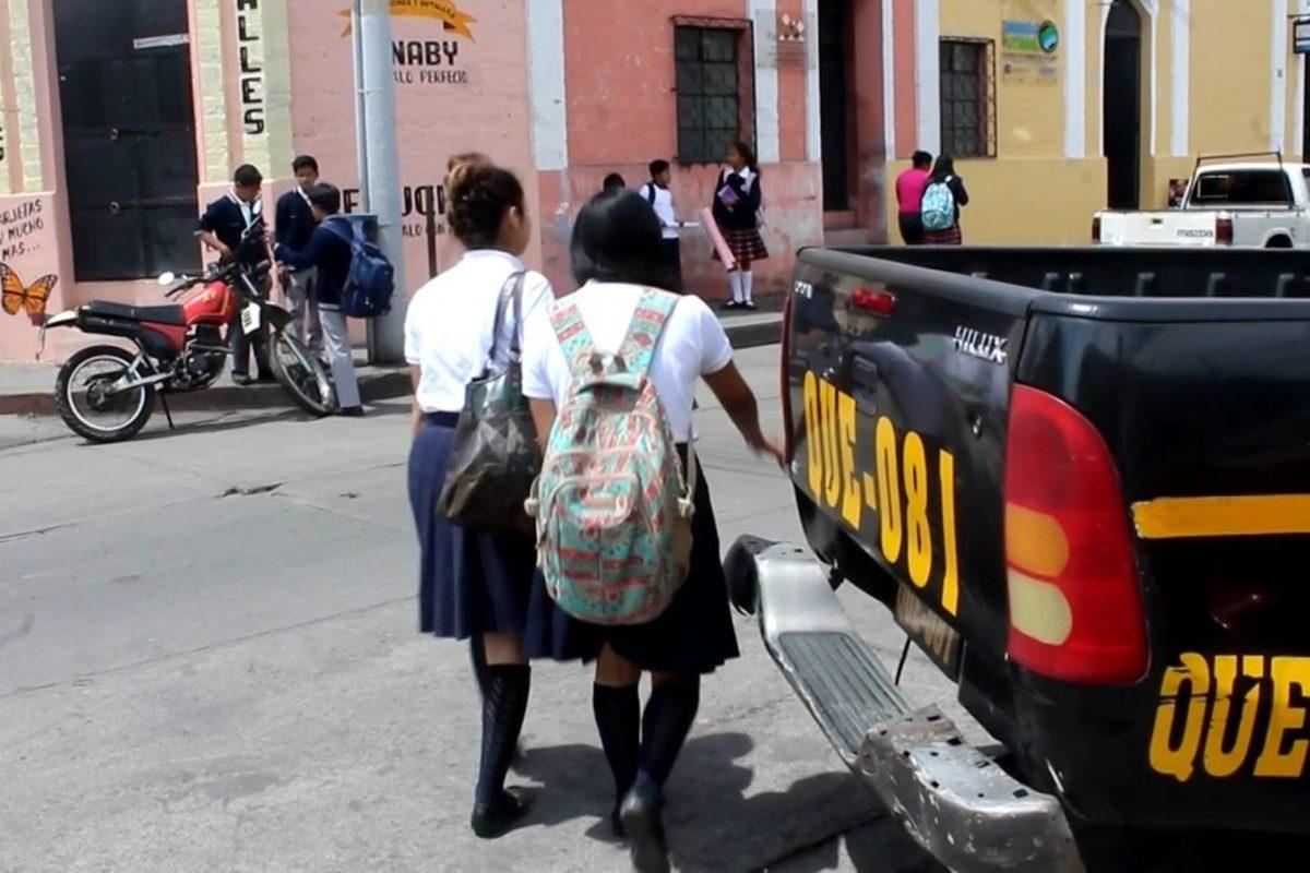 El consumo de drogas y el acoso callejero preocupan a la comunidad educativa